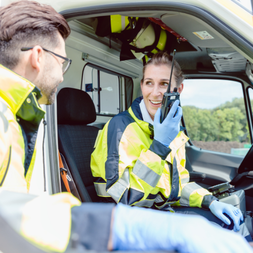 Requirements to Become a Primary Care Paramedic